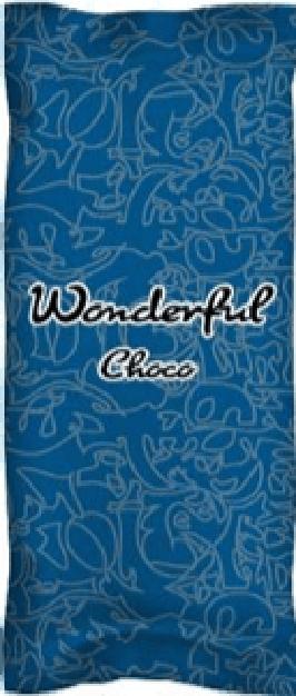 Wonderful Choco Blue